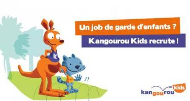 Kangourou Kids recrute